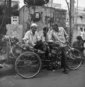 Downtown Hyderabad 1, framed, Sam Burton, www.zummerzetphotography.co.uk